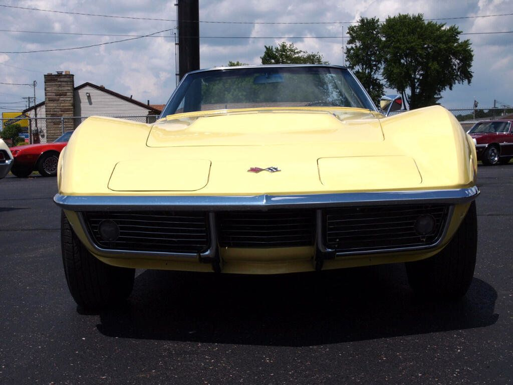 1968 Chevrolet Corvette Convertible 16515719 1