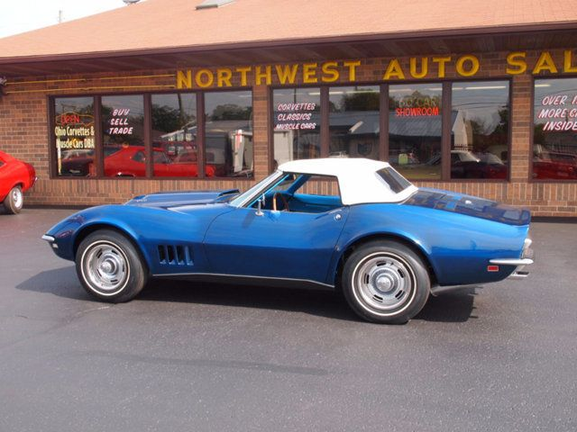 1968 Used Chevrolet Corvette L 88 Clone At Webe Autos Serving Long