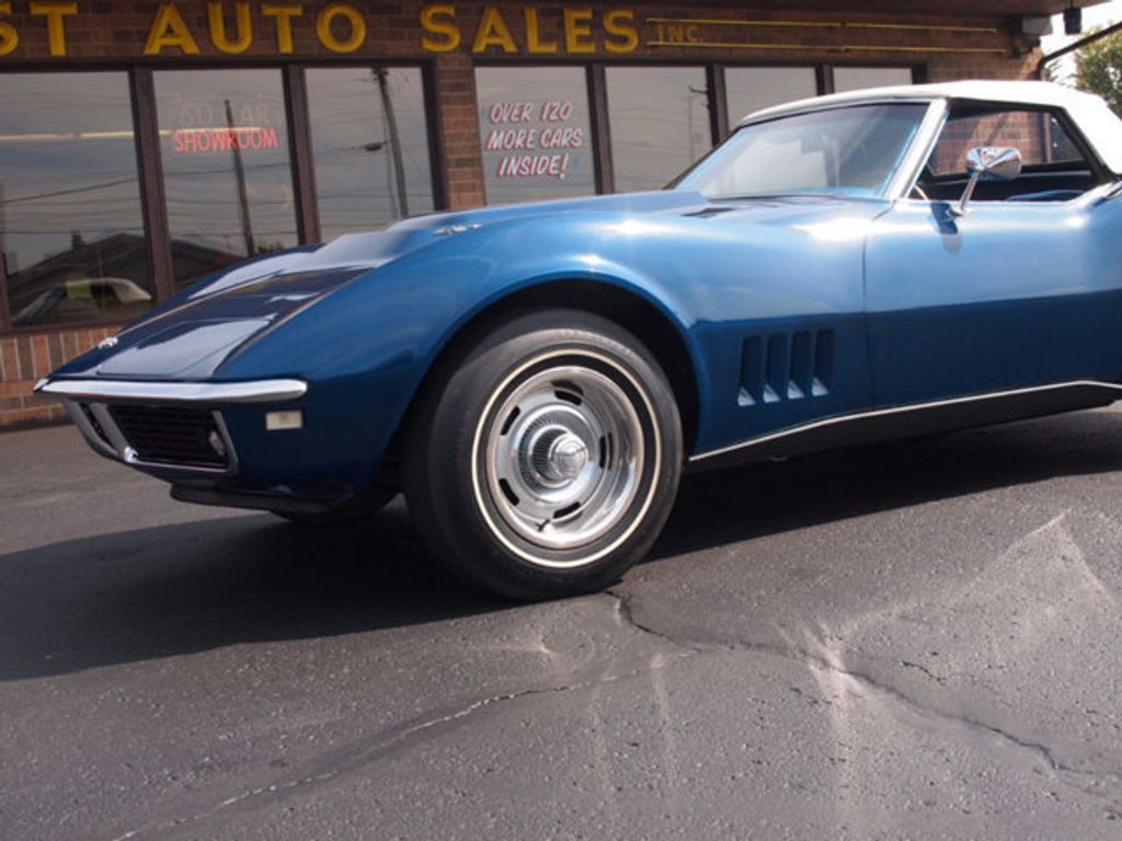 1968 Chevrolet Corvette L-88 clone Not Specified - 194678S420248 - 11