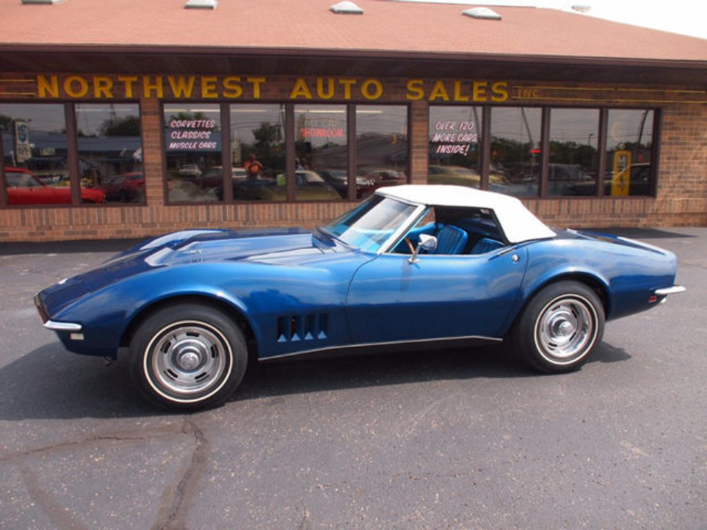 1968 Chevrolet Corvette L-88 clone Not Specified - 194678S420248 - 1