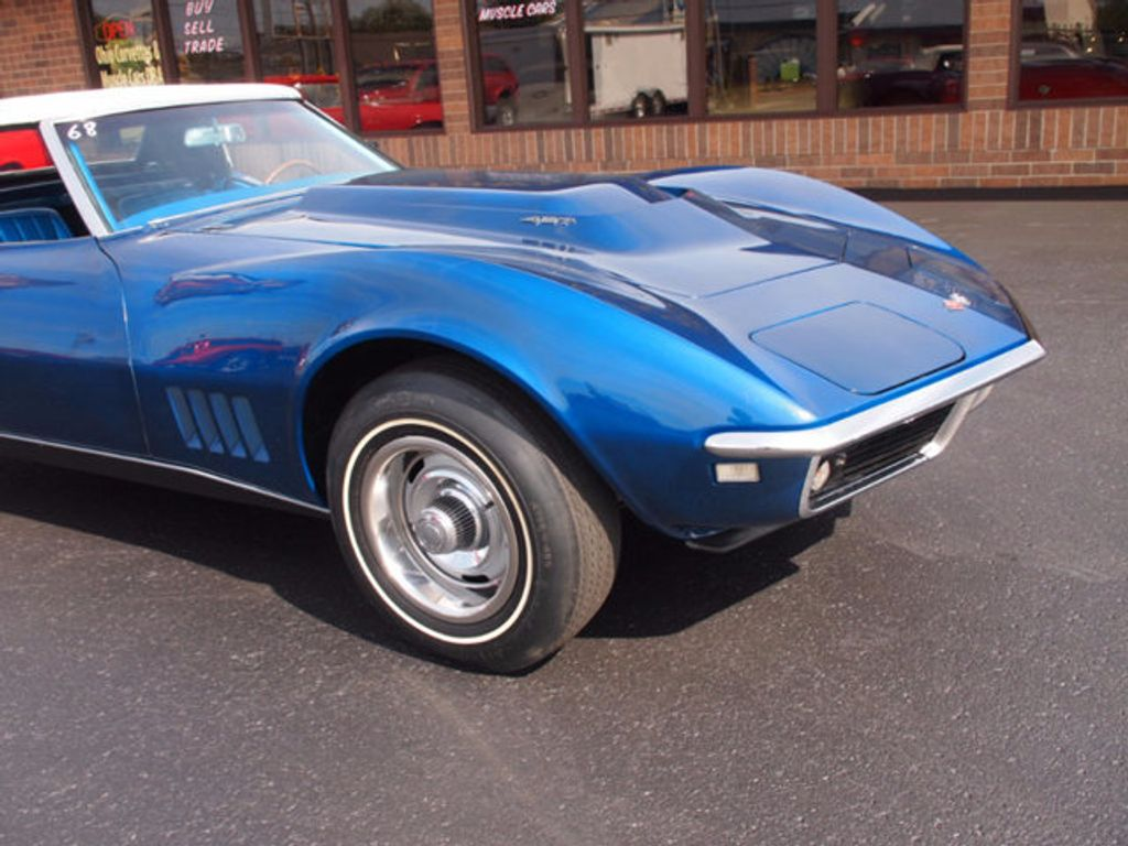 1968 Chevrolet Corvette L-88 clone Not Specified - 194678S420248 - 22