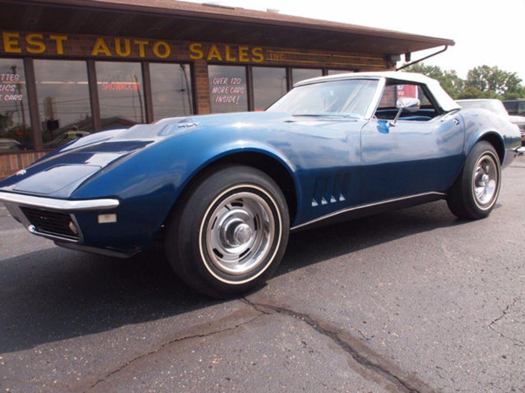 1968 Chevrolet Corvette L-88 clone - 16868960 - 2