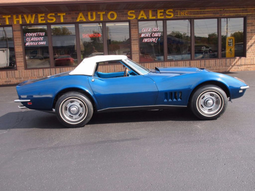 1968 Chevrolet Corvette L-88 clone Not Specified - 194678S420248 - 38