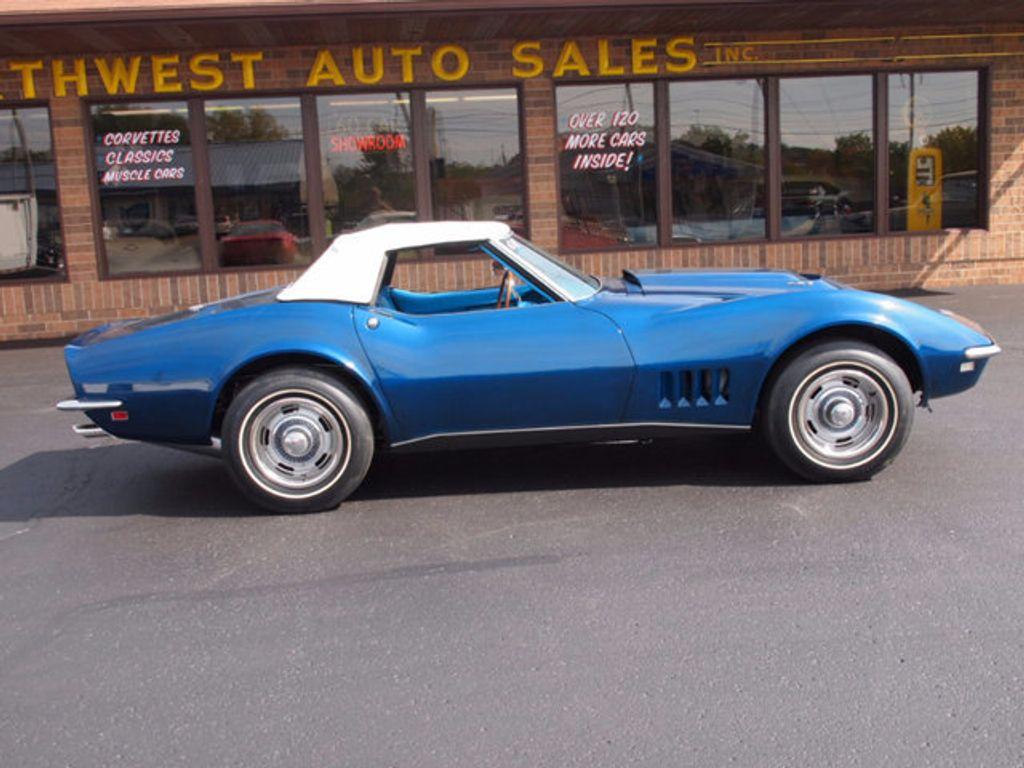 1968 Chevrolet Corvette L-88 clone - 16868960 - 38