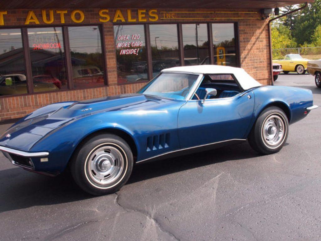 1968 Chevrolet Corvette L-88 clone - 16868960 - 3