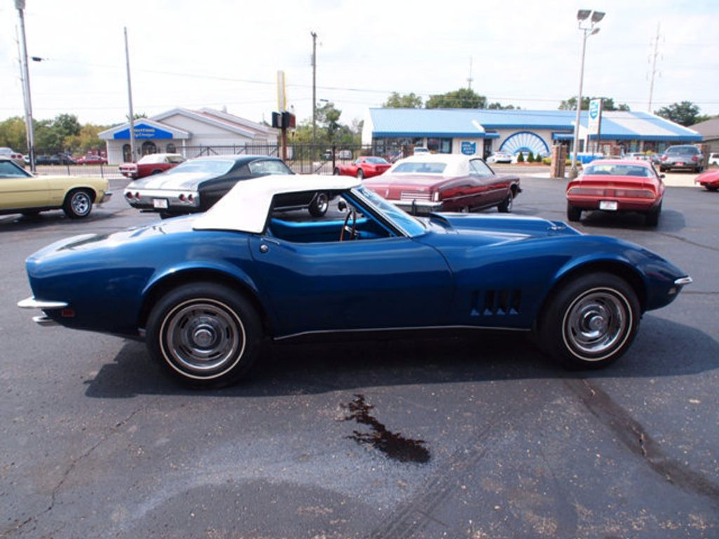 1968 Chevrolet Corvette L-88 clone Not Specified - 194678S420248 - 42