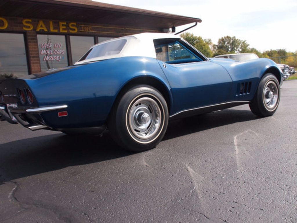 1968 Chevrolet Corvette L-88 clone Not Specified - 194678S420248 - 44
