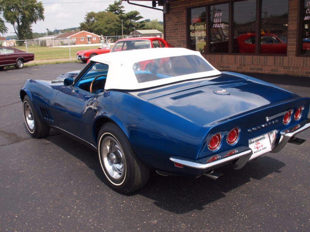 1968 Chevrolet Corvette L-88 clone - 16868960 - 6