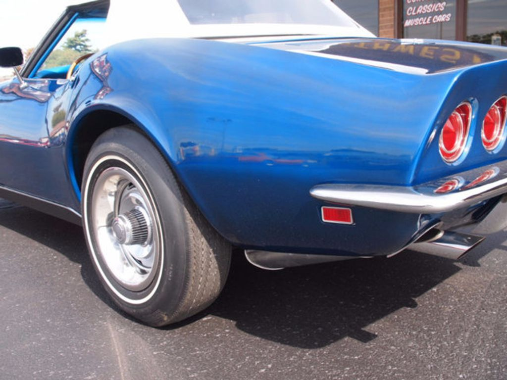 1968 Used Chevrolet Corvette L-88 clone at WeBe Autos Serving Long ...
