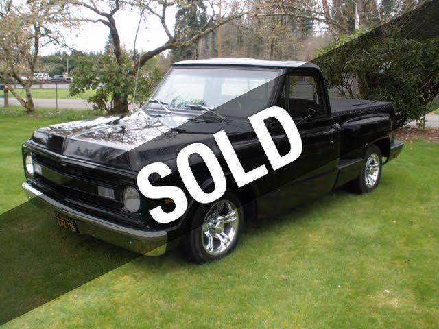 1968 Chevrolet Pickup Stepside Truck Regular Cab Short Bed For Sale Riverhead Ny 15 999 Motorcar Com