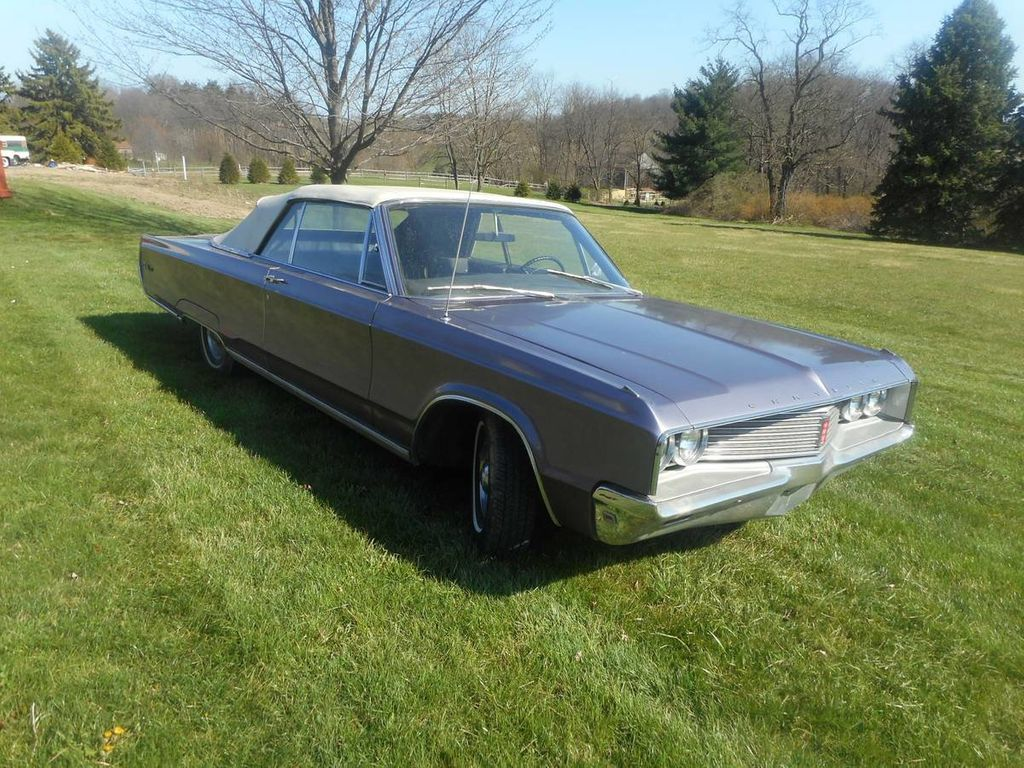 1968 Chrysler Newport Convertible For Sale - 16420954 - 0