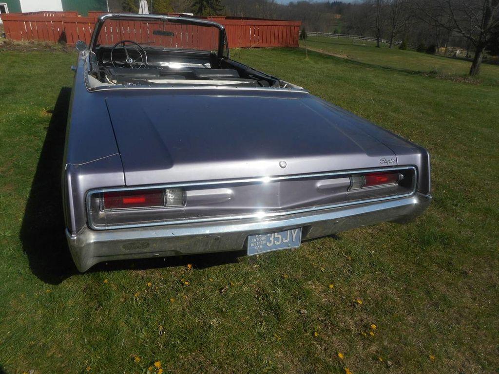 1968 Chrysler Newport Convertible For Sale - 16420954 - 9