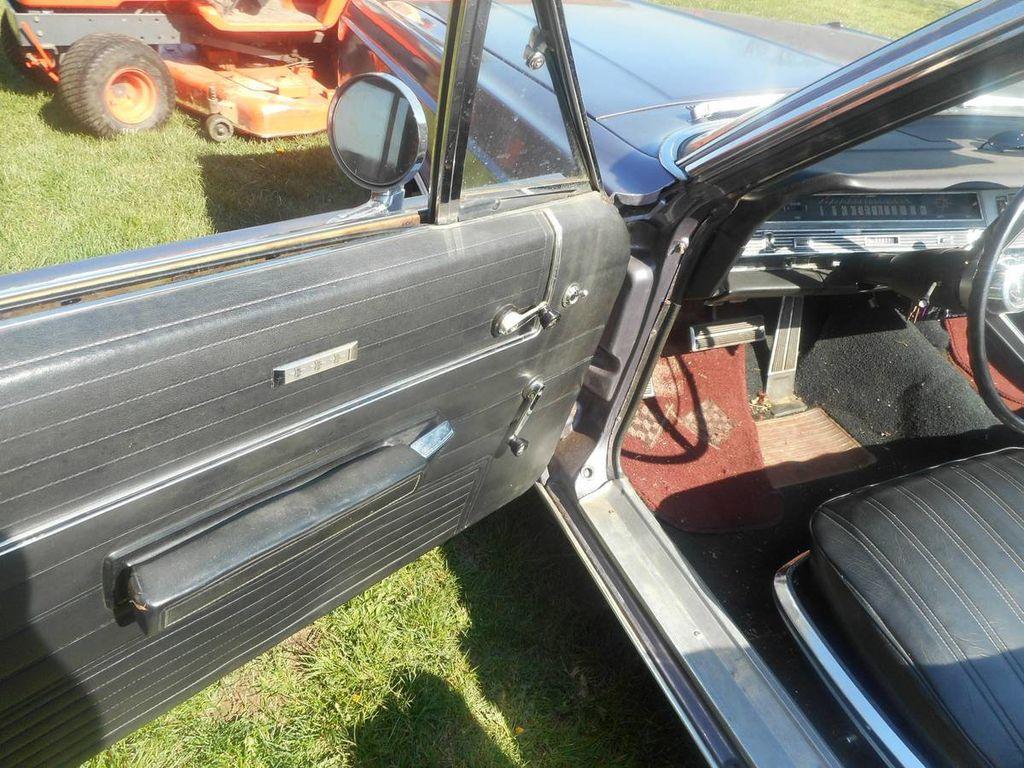 1968 Chrysler Newport Convertible For Sale - 16420954 - 10