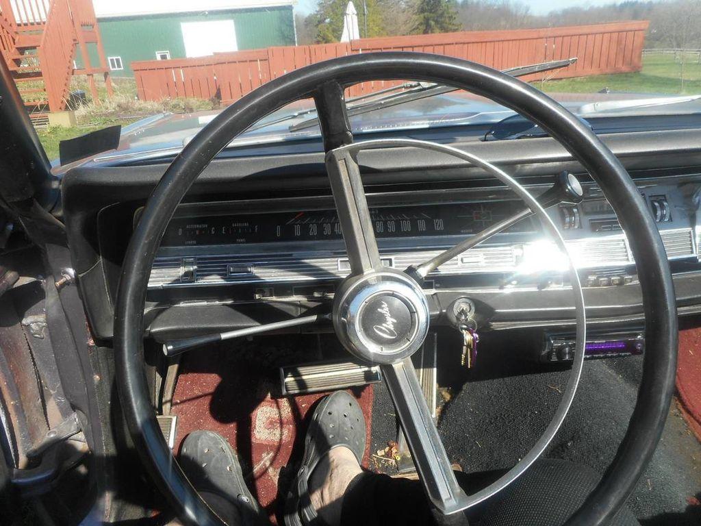 1968 Chrysler Newport Convertible For Sale - 16420954 - 6