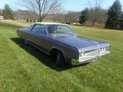 1968 Chrysler Newport 300 Convertible For Sale