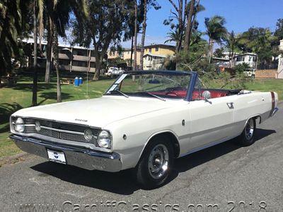 1968 Dodge Dart GT RARE CONVERTIBLE DART GT