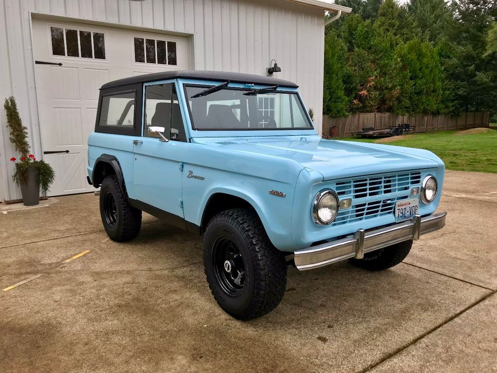 1968 Ford Bronco  - 16987420 - 1