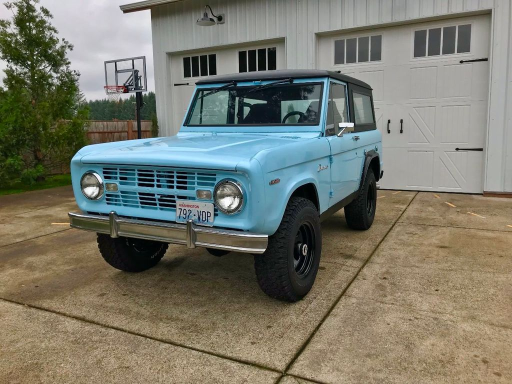 1968 Ford Bronco  - 16987420 - 2