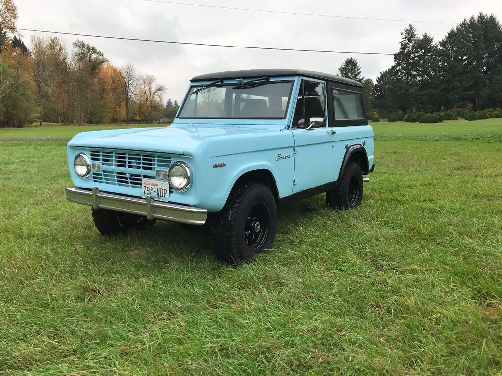 1968 Ford Bronco  - 16987420 - 35