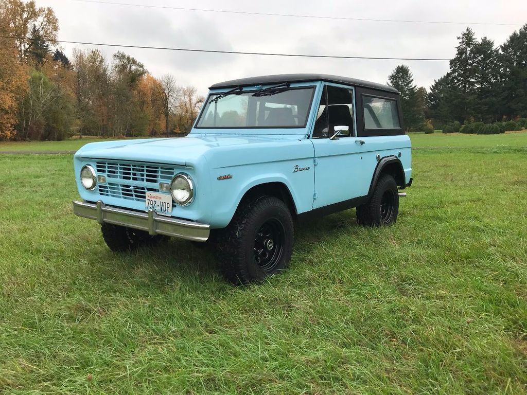 1968 Ford Bronco  - 16987420 - 36