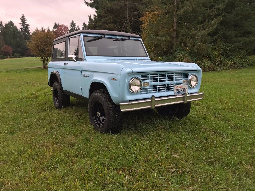 1968 Ford Bronco  - 16987420 - 37