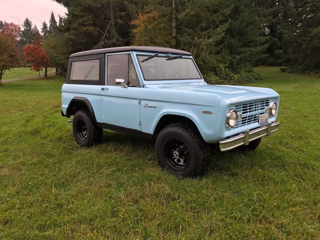 1968 Ford Bronco  - 16987420 - 38