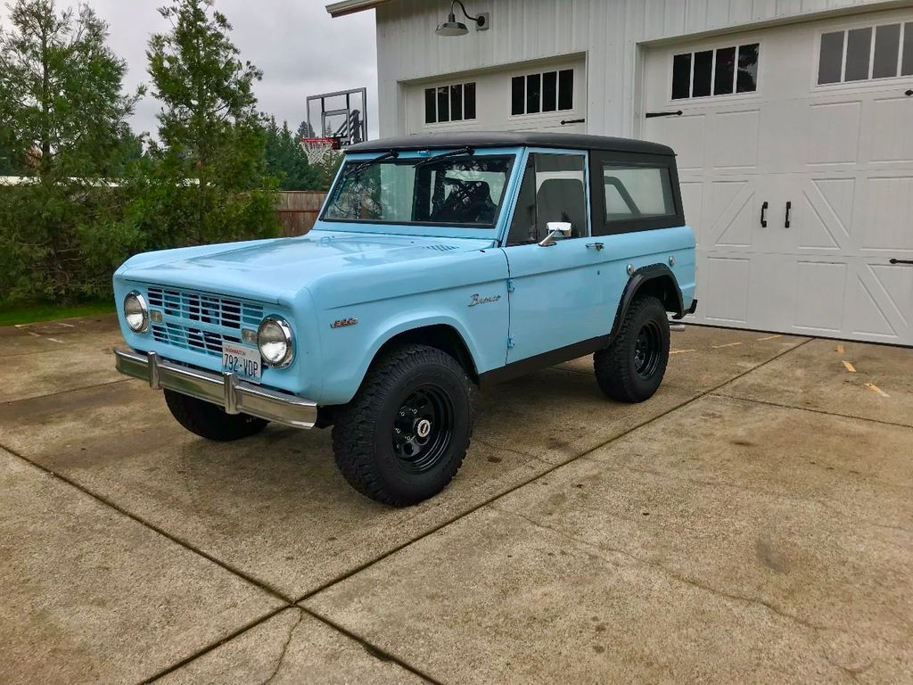 1968 Ford Bronco  - 16987420 - 3