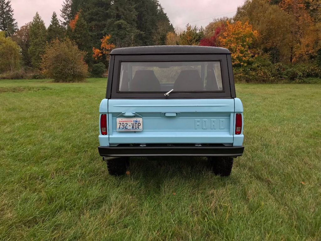 1968 Ford Bronco  - 16987420 - 43