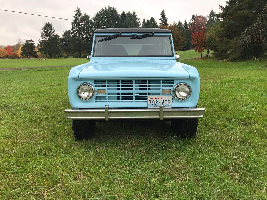 1968 Used Ford Bronco at HighLine Classics Serving Wilsonville, OR ...