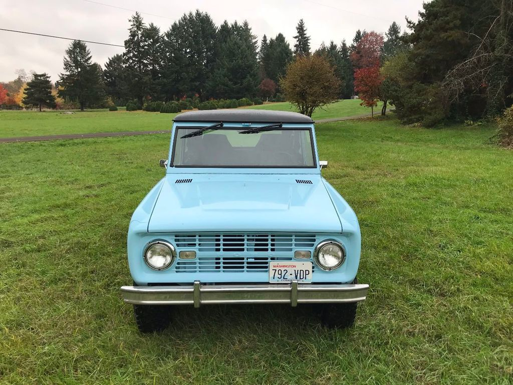 1968 Ford Bronco  - 16987420 - 45