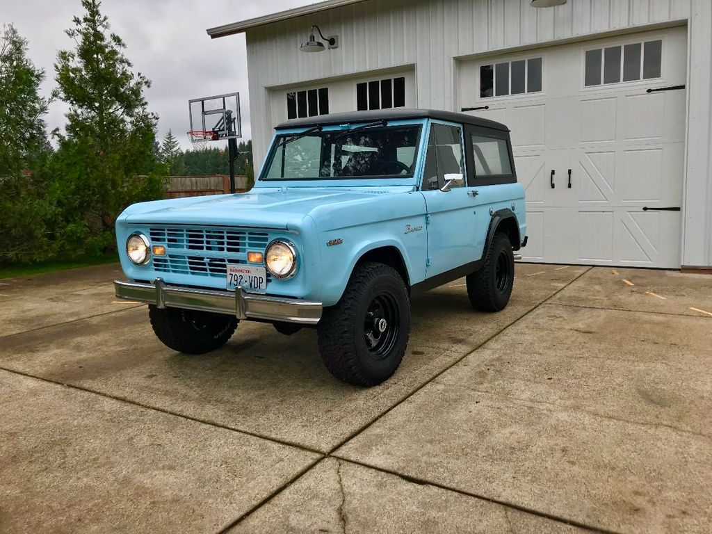 1968 Ford Bronco  - 16987420 - 46