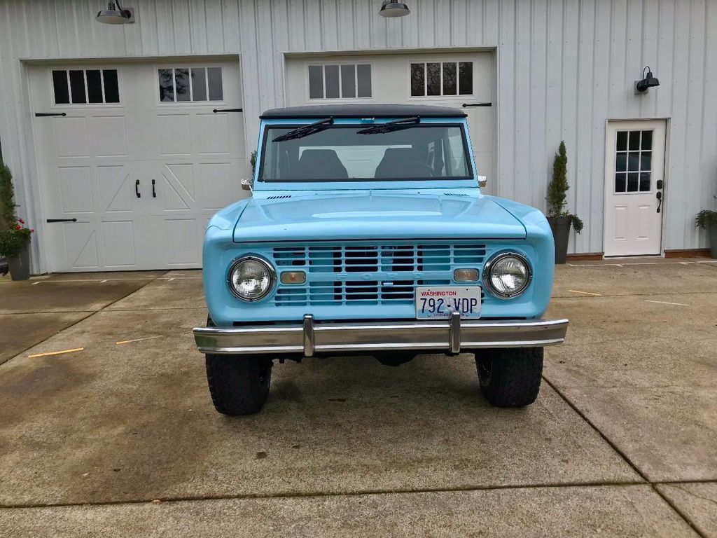 1968 Ford Bronco  - 16987420 - 4