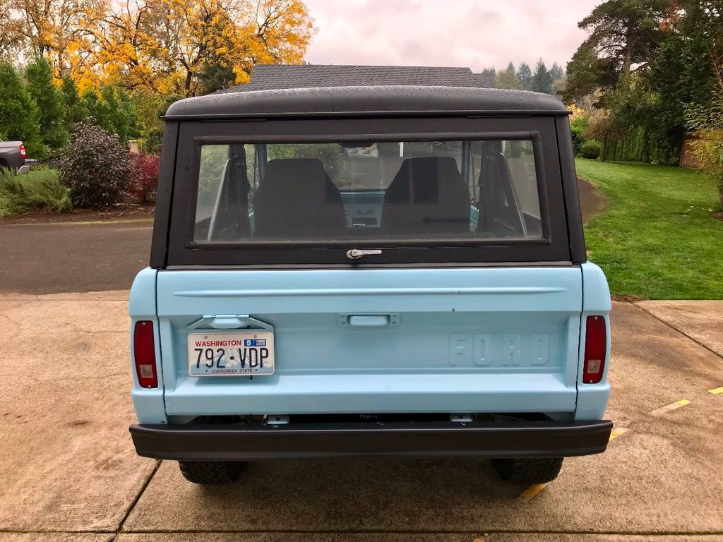 1968 Ford Bronco  - 16987420 - 5
