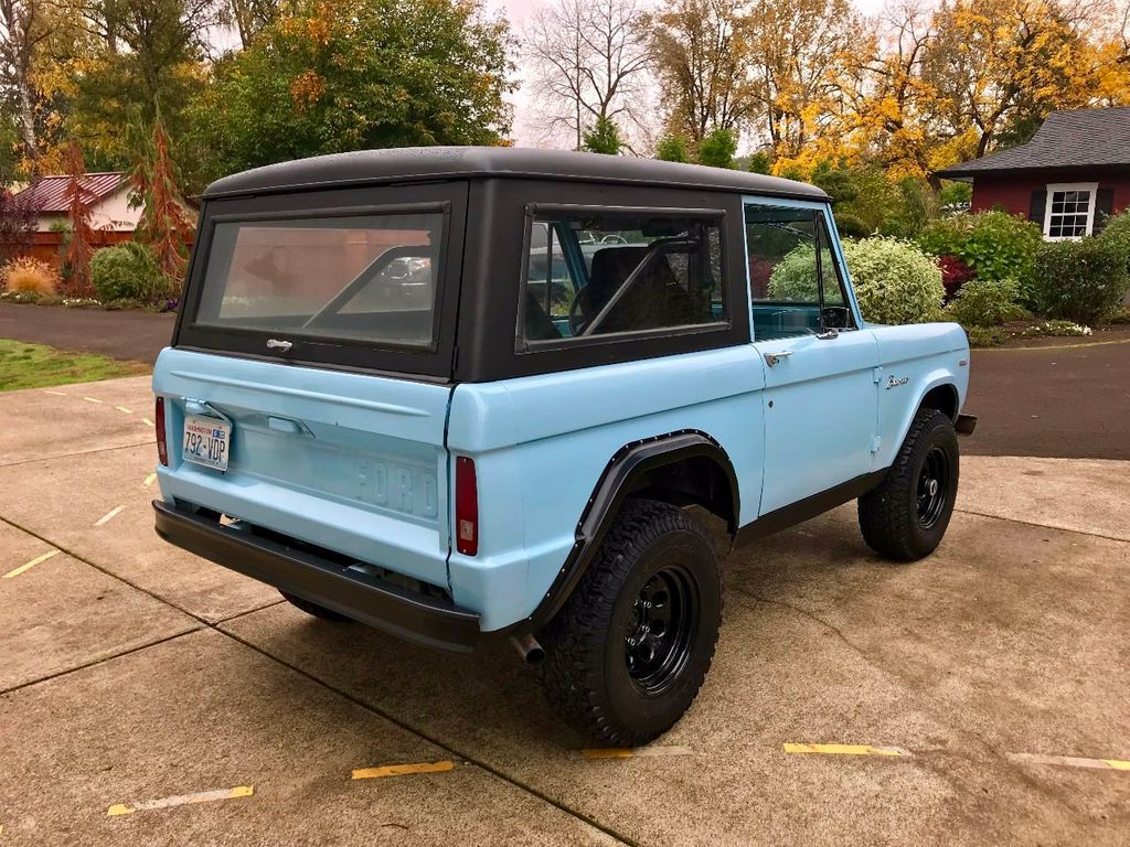 1968 Ford Bronco  - 16987420 - 6