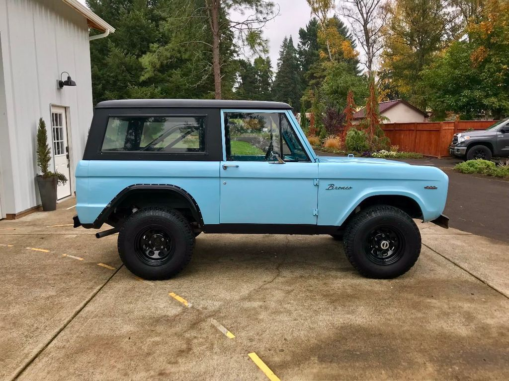 1968 Ford Bronco  - 16987420 - 8