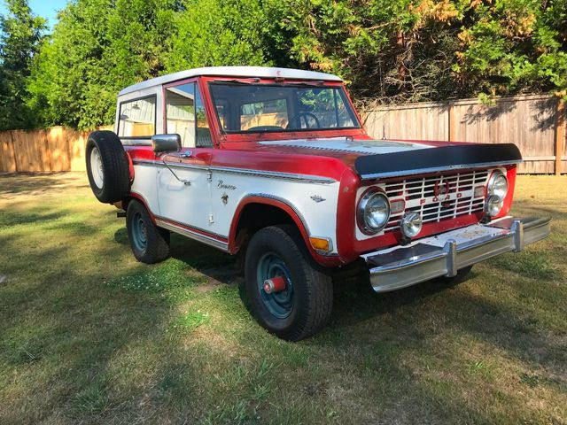 1968 Ford Bronco  - 17807002 - 2