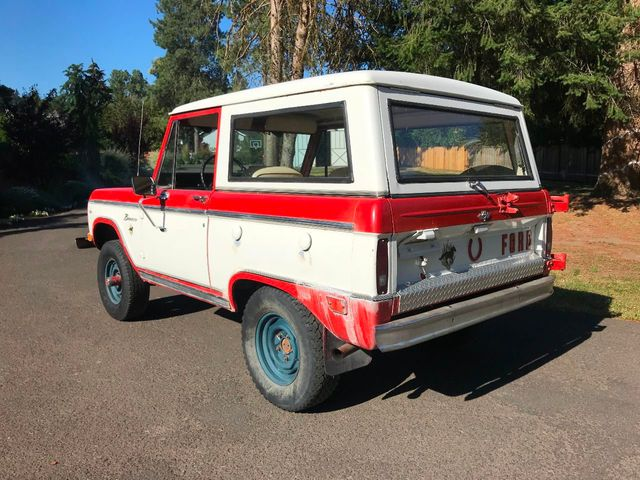 1968 Ford Bronco  - 17807002 - 5