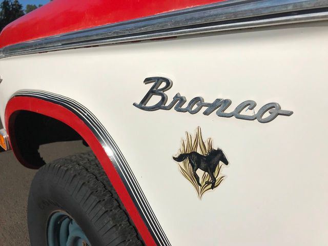 1968 Ford Bronco  - 17807002 - 6