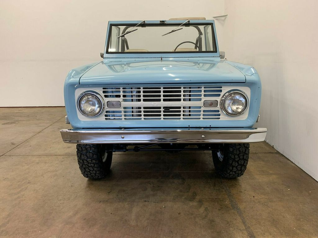 1968 Ford Bronco Excellent candidate for complete Restoration, or drive as-is! - 18133539 - 3