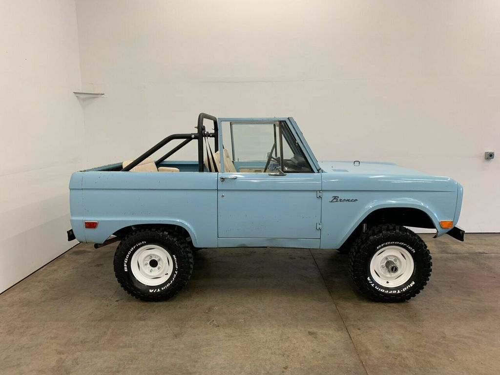 1968 Ford Bronco Excellent candidate for complete Restoration, or drive as-is! - 18133539 - 4