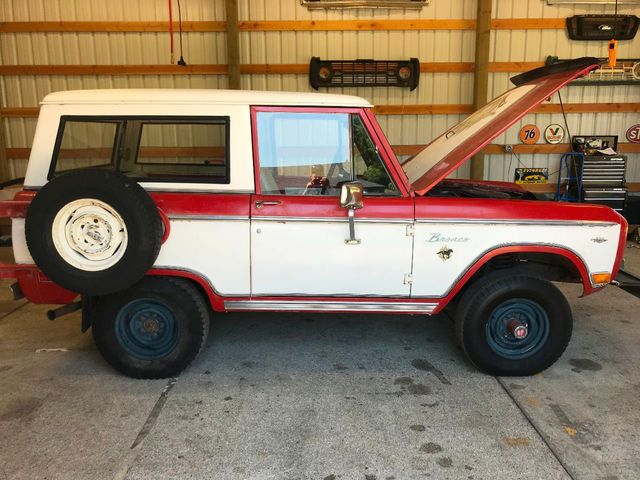 1968 Ford Bronco Great candidate for Restoration - 17807002 - 3
