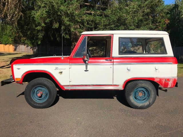 1968 Ford Bronco Great candidate for Restoration - 17807002 - 4