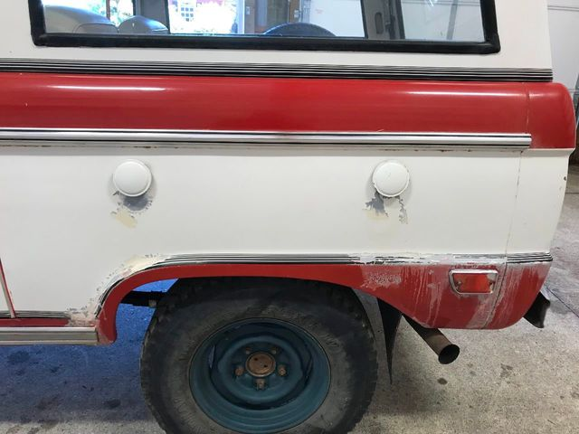 1968 Ford Bronco Great candidate for Restoration - 17807002 - 7