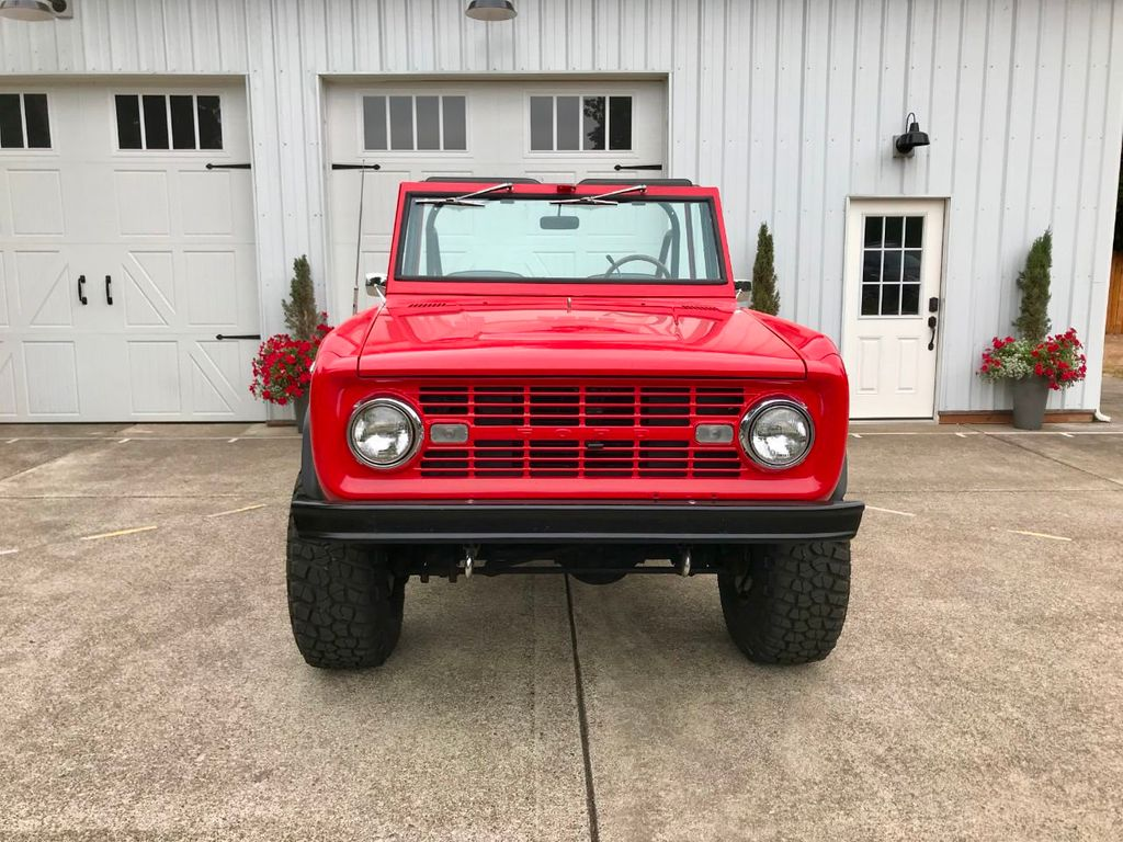 1968 Ford Bronco V8, Automatic, 4 Wheel Disc Brakes, Power Steering!  - 17886093 - 4