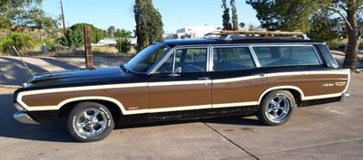 1968 Ford E-Series Wagon