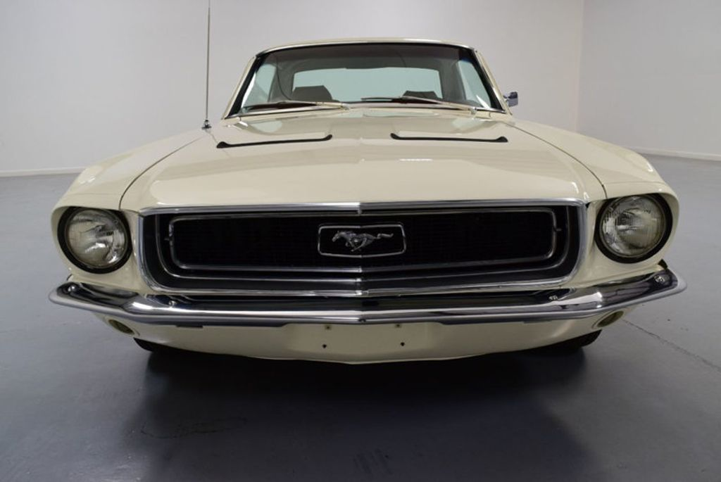 1968 Ford Mustang BUILT 302, 4-SPEED MANUAL, FRESH PAINT, DISC BRAKES, SOLID, - 16666632 - 11