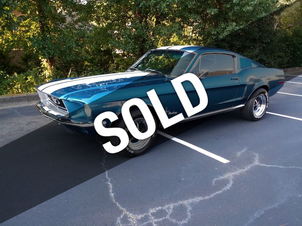 Ford Mustang Fastback >> 1968 Used Ford Mustang Fastback At Webe Autos Serving Long Island Ny Iid 19436710