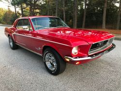1968 Ford Mustang - 8T01T12XXXX