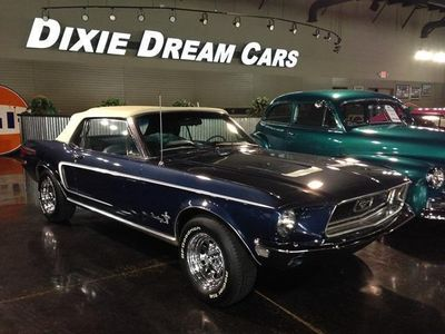 1968 Ford Mustang SOLD Convertible