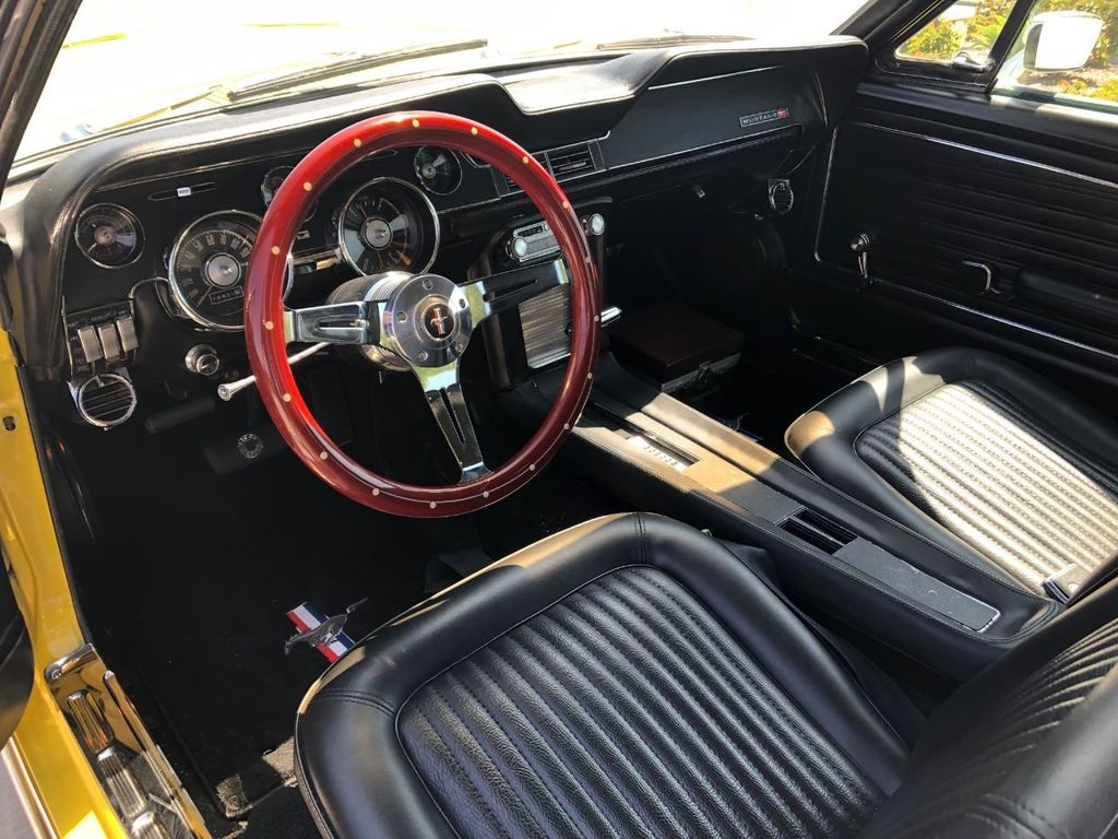 1968 Used Ford Mustang Deluxe Recent Restoration At Cnc Motors Inc  Serving Upland  Ca  Iid 19015422